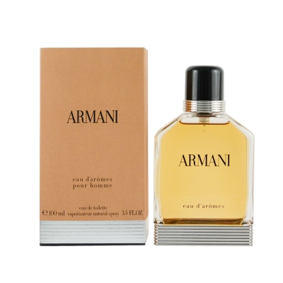 GIORGIO ARMANI 亞曼尼 新亞曼尼 男性淡香水 紳士 100ml