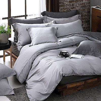 OLIVIA   羅蘭德  加大雙人床包枕套三件組 棉天絲
