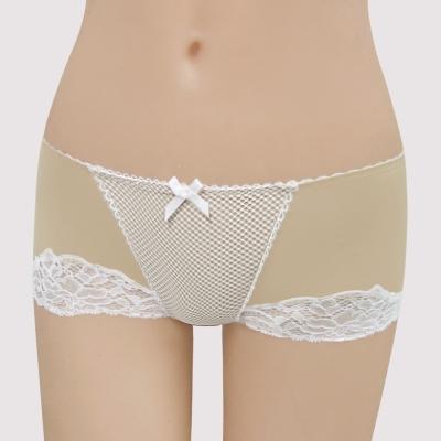 瑪登瑪朵-16SS-我挺妳軟棉圈  低腰平口無痕內褲(時尚膚)