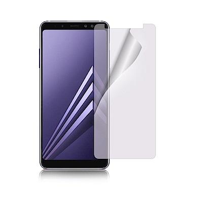 魔力 Samsung Galaxy A8 Plus 2018 高透光抗刮螢幕保護...