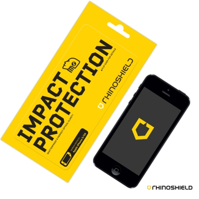 犀牛盾 iPhone 5/5s/SE 耐衝擊手機螢幕保護貼