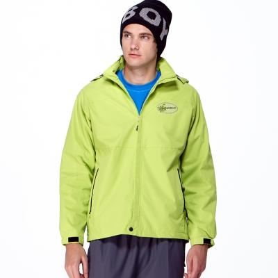 聖手牌 外套 黃色系 連帽運動休閒外套
