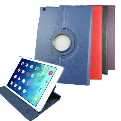 M24荔枝旋轉ipad mini 2 (retina)平板皮套&螢幕保護貼組