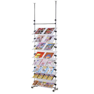 巴塞隆納 08型多角度旋轉式雜誌架/書架/層架