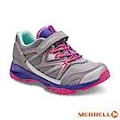 MERRELL CAPRA BOLT WP登山防水童鞋-灰(56481)