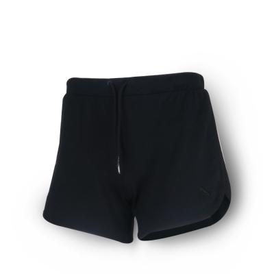 PUMA - 女性 流行系列棉短褲-黑
