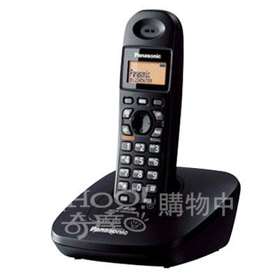 Panasonic 國際牌 2.4GHz無線電話 KX-TG3611