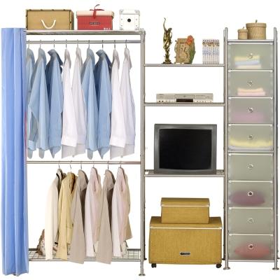 巴塞隆納W2型90 60 D電視衣櫥置物櫃