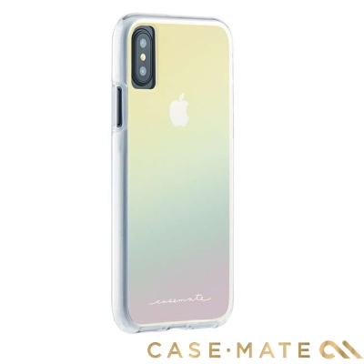 美國 Case-Mate iPhone X Naked Tough 雙層手機保護...