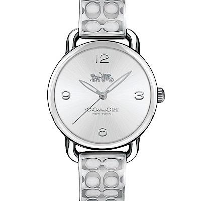 COACH 閃耀佳人玫瑰金腕錶/ 14502891