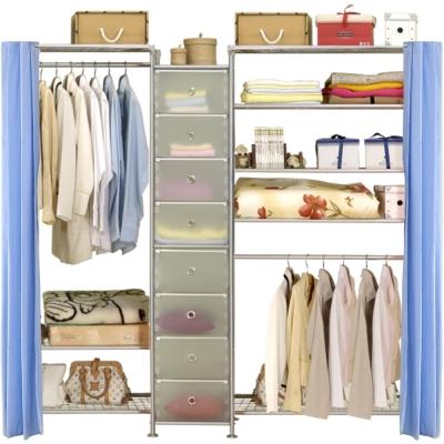巴塞隆納─W 3 型 60 +D+W 5 型 90 衣櫥置物櫃