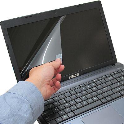 Ezstick 靜電式螢幕保護貼-ASUS X55 X55VD X55C專用