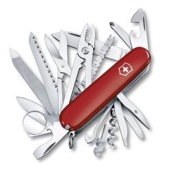 VICTORINOX 瑞士維氏33用冠軍瑞士刀-紅