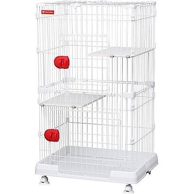 IRIS 室內雙層貓籠【PMCC-115】