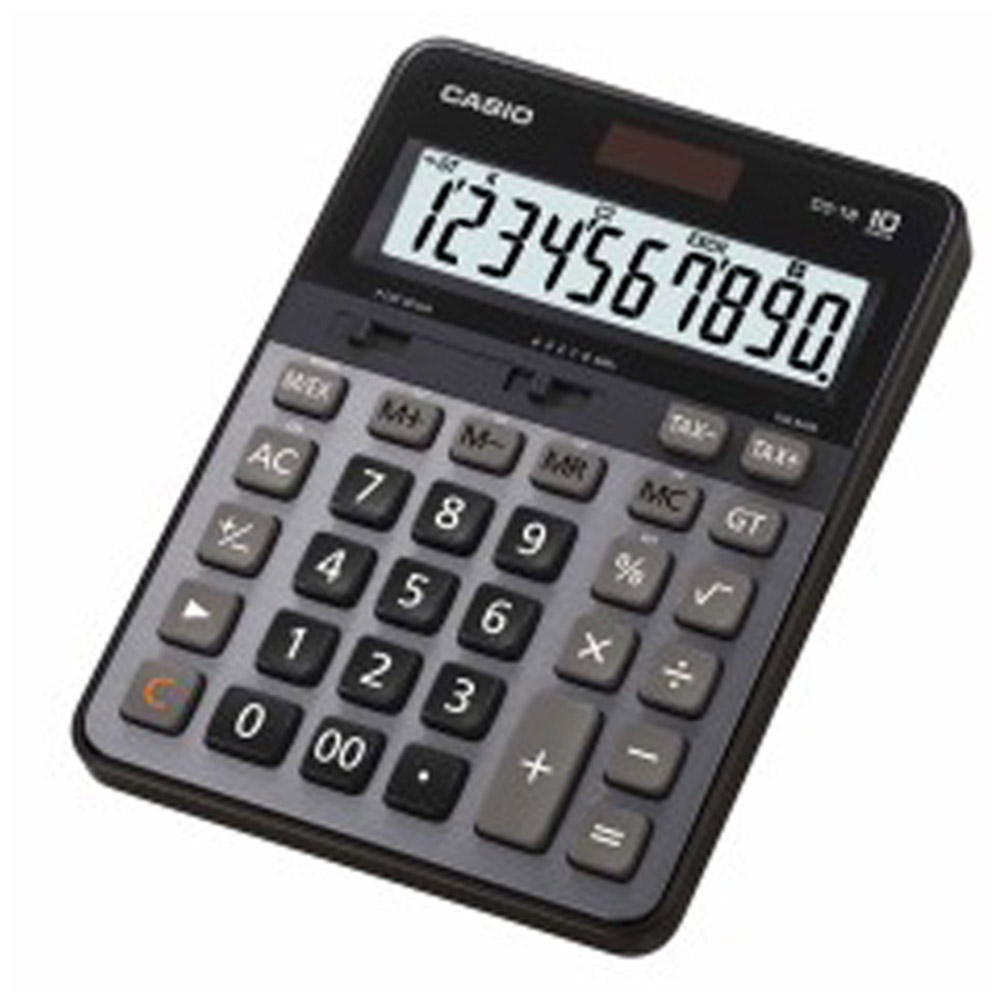 Casio卡西歐 DS-1B 10位稅率桌上型計算機