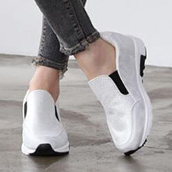正韓休閒內增高包鞋