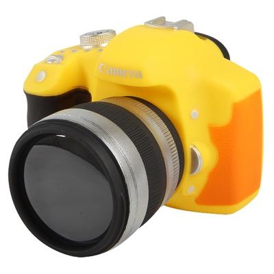 偽單眼相機存錢筒-黃