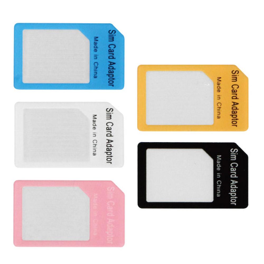 ZIYA iPhone 4S / iPad Micro SIM 轉接卡-A