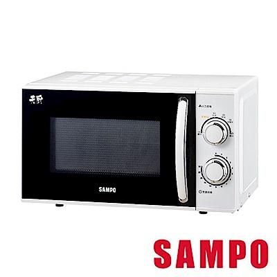 (快速到貨)SAMPO聲寶 20公升機械式微波爐 RE-N620TR