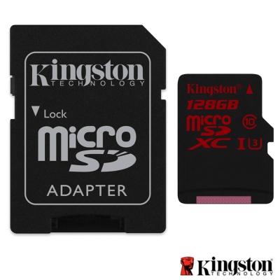 原價$3480)Kingston 金士頓 128G 90MB/s U3 microSDXC記憶卡