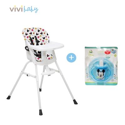 vivibaby 兒童餐椅 DISNEY款(附餐具)(共2款)