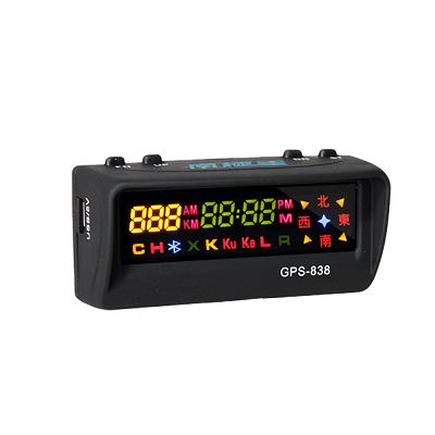 南極星 GPS-838 GPS衛星定位測速警示器-急速配