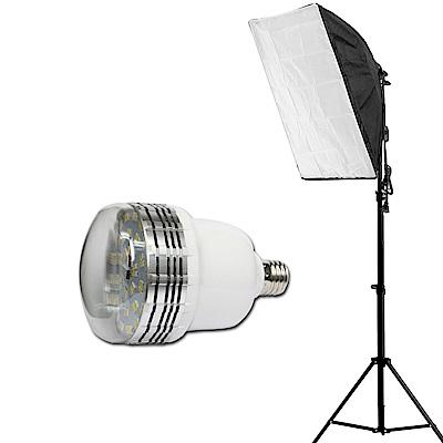 Pixco雙色溫50x70cm快拆50W單燈組(PY500)