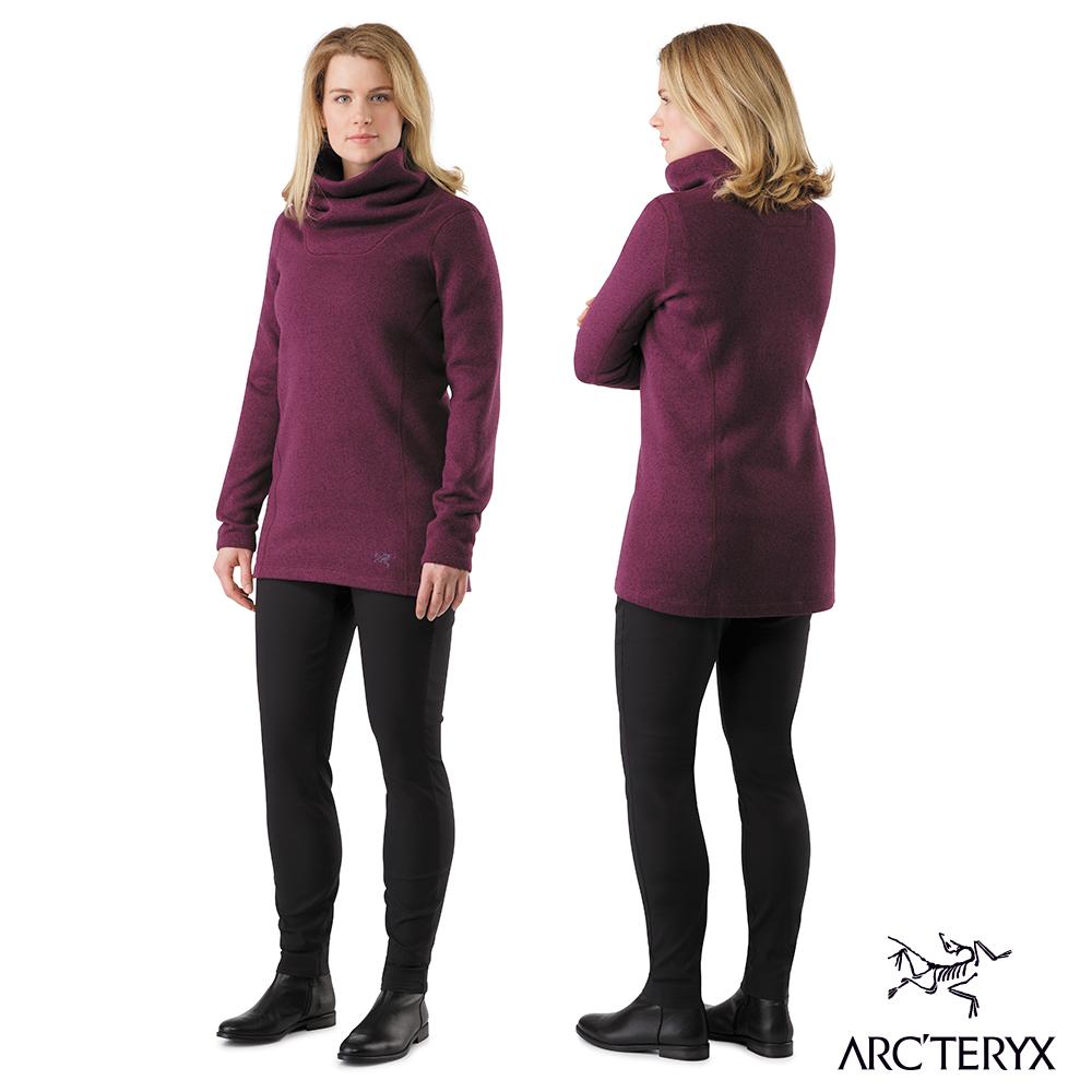 Arcteryx 始祖鳥 女 24系列 Edin 休閒長褲 黑