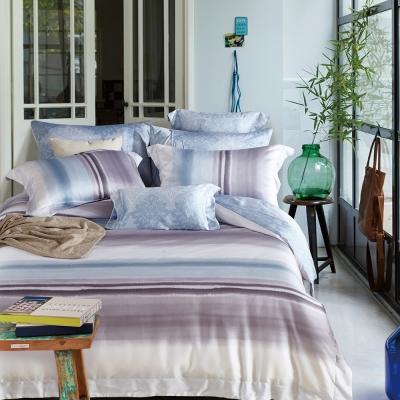 Lily Royal 天絲 六件式兩用被床罩組 特大 海瑟