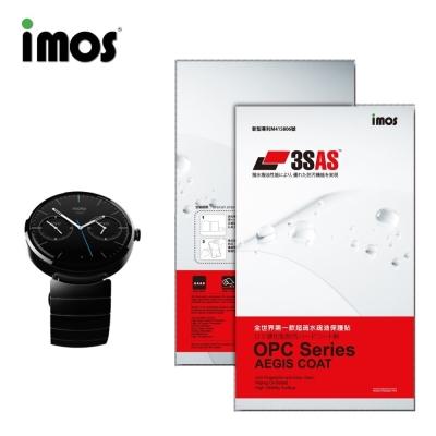 iMOS Motorola Moto 360 3SAS 螢幕保護貼