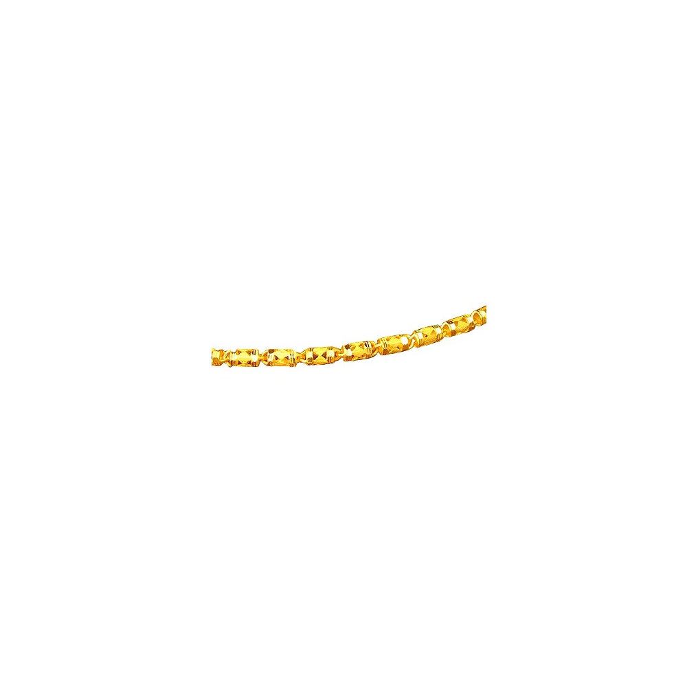 Magic魔法金-祝福黃金項鍊(約2.85錢)