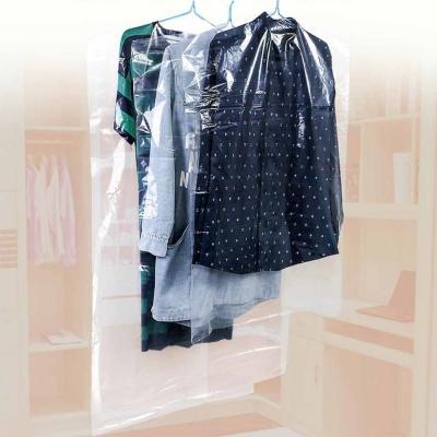 lisan衣服防塵套/衣物套-51件組