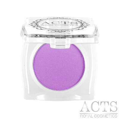 ACTS維詩彩妝 霧面純色眼影 俏麗紫5303