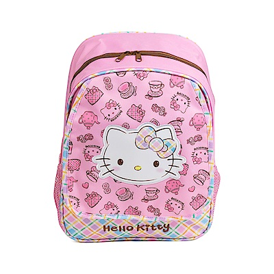Sanrio HELLO KITTY兒童用後背包M(下午茶)