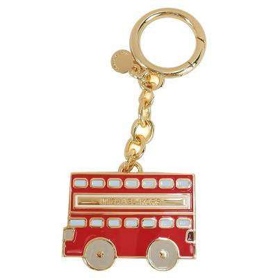 MICHAEL KORS 紅色巴士鑰匙圈(紅)