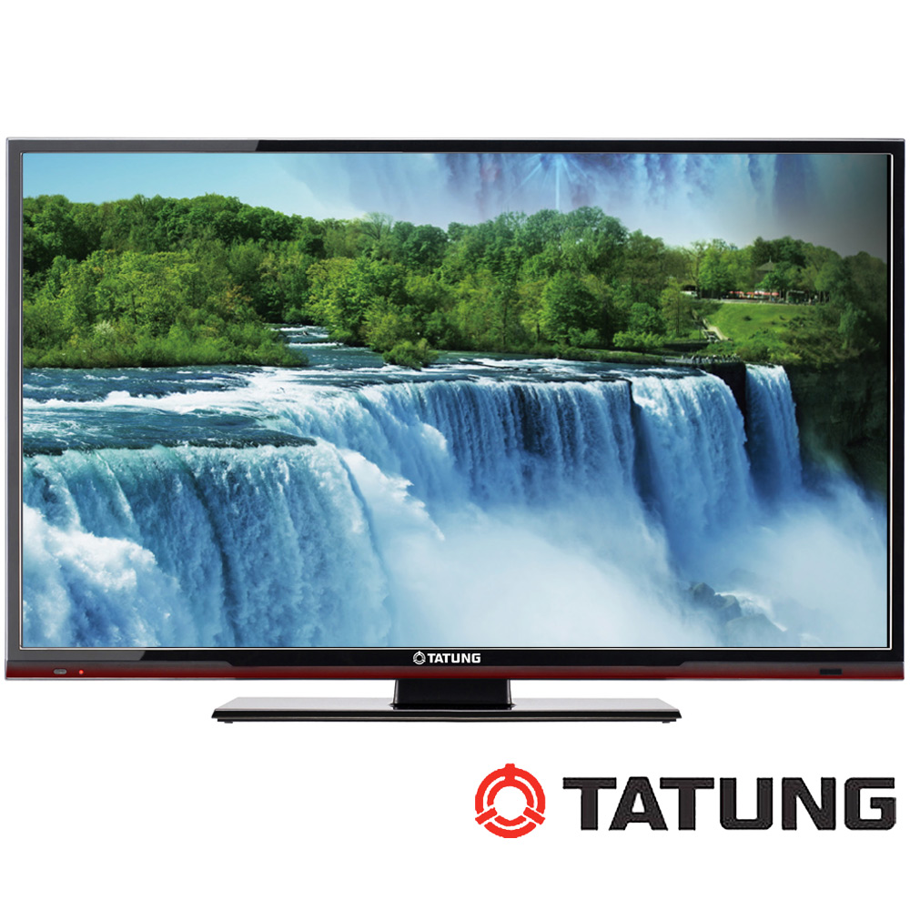 TATUNG大同 50吋FHD LED液晶顯示器+視訊盒(V50R600)