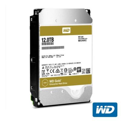 WD121KRYZ Gold 12TB 3.5吋企業級硬碟