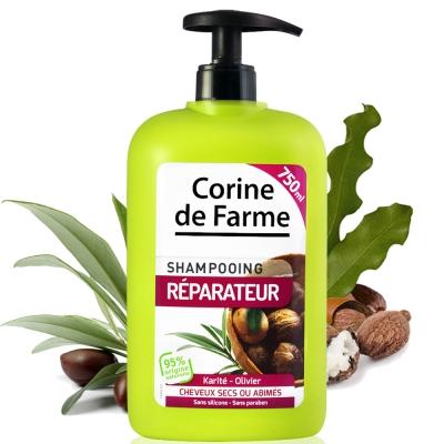 法國黎之芙 乳木果油受損修護洗髮乳750ml