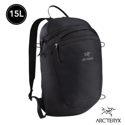 Arcteryx 始祖鳥 24系列 Index 15L 輕量多功能後背包 黑