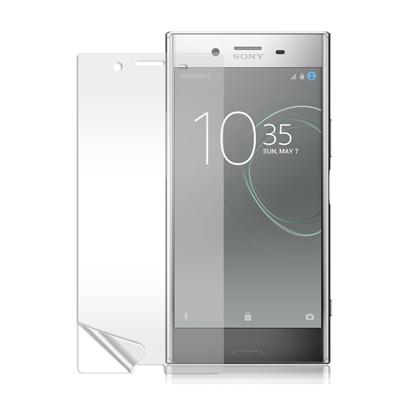 Monia SONY Xperia XZ Premium  5 . 5 吋 高透光亮面耐磨保護貼