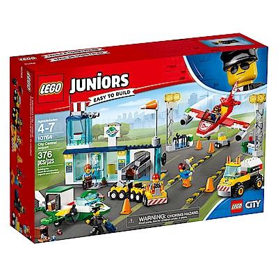 LEGO樂高 Juniors系列 10764 城市中心機場