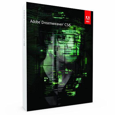 Adobe Dreamweaver CS6 中文升級版-從CS5.5升級Win