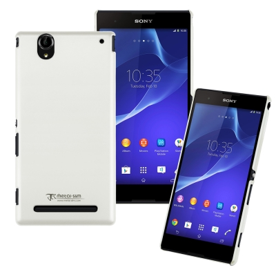 Metal-Slim SONY Xperia T2 Ultra 珍珠霧面光感系列...