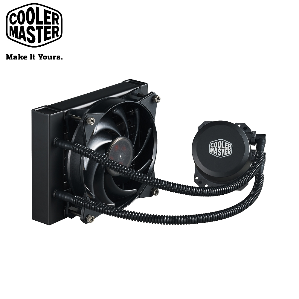 Cooler Master MasterLiquid Lite 120 水冷散熱器