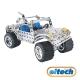 德國eitech益智鋼鐵玩具3合1大腳怪獸車C09