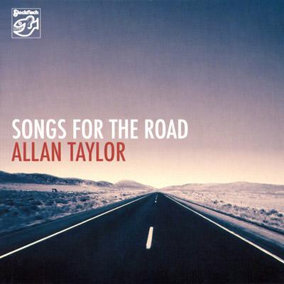 亞倫.泰勒 - 路上的歌  SACD
