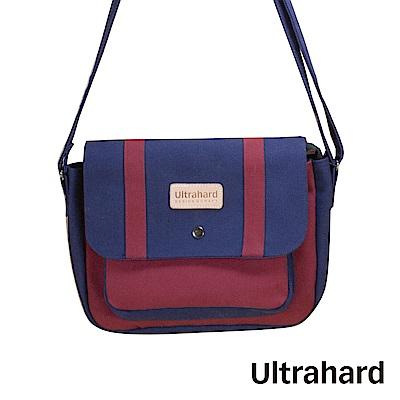 Ultrahard Explore劍橋包系列-愛麗絲。重返幻境(藍紅)