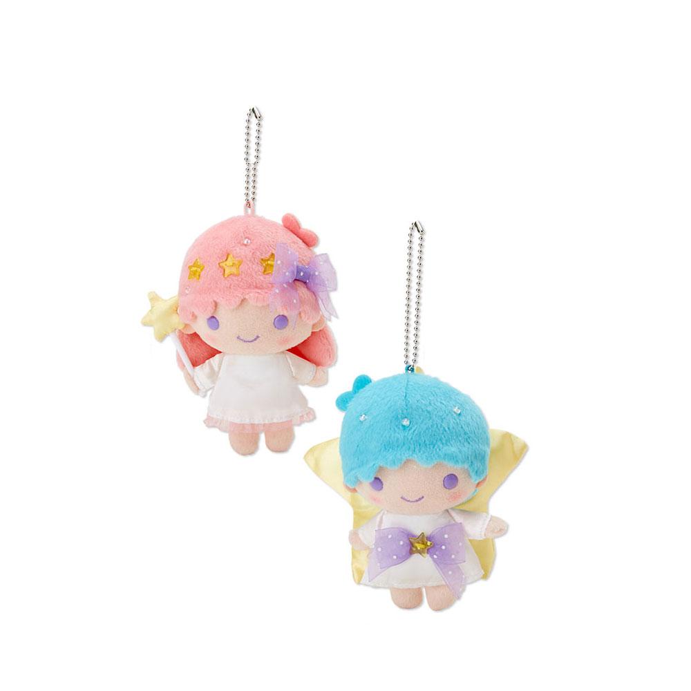 Sanrio 雙星仙子40週年漸層極光系列玩偶吊鍊