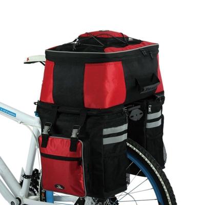 PUSH!自行車用品 頂級環球專業型 二包合一馬鞍袋 馬鞍包 雙肩背包 手提包(附3贈品)