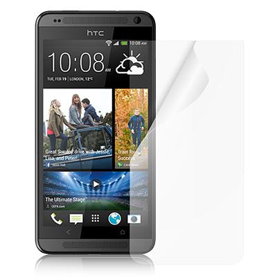 魔力 HTC Desire 700 dual 5吋 高透光抗刮螢幕保護貼